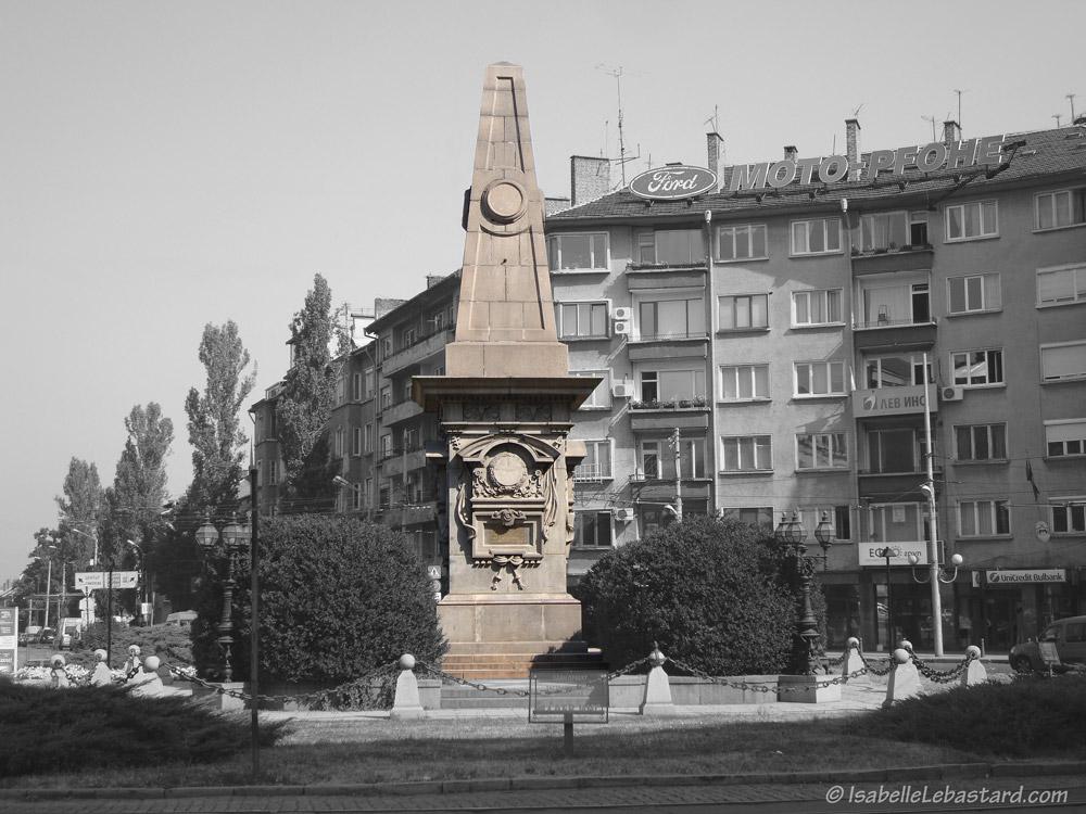 Le monument Vassil Levski